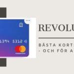 Revolut kortet– Enklaste sättet att köpa Bitcoin